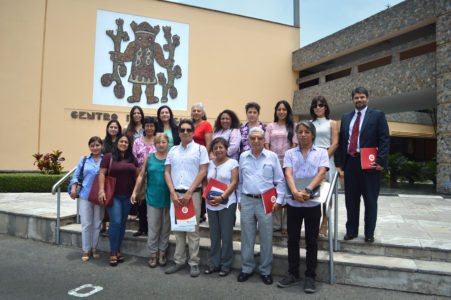 Peruvian Commission Against BioPiracy Meets at CIP